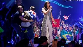 Джамала закликала покарати за інцидент на фіналі «Євробачення» не пранкера, а службу охорони