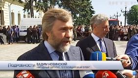 Церква політичного піару на «Інтері» та пророк її Вадим Новинський