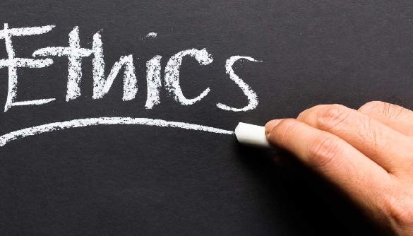 Дотримання етики – це висловлювати власну думку тоді, коли не можеш мовчати