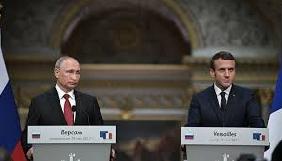 У стенограму на сайті Кремля не включили питання журналіста France Press з приводу Сущенка