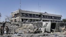 У вибуху в центрі Кабула постраждала команда BBC