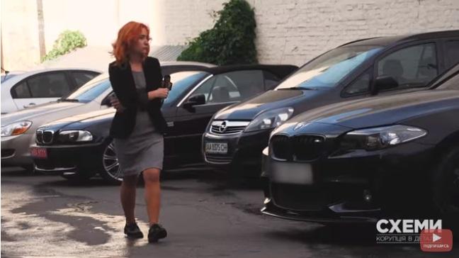 СБУ намагалася зняти з ефіру сюжет «Схем» про елітні авто своїх співробітників – Седлецька