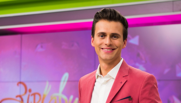 Ведучий «Євробачення 2017» Скічко одружується