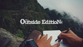 Журнал Go Outside переніс редакцію на природу заради спецномера