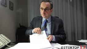 Павло Грицак написав заяву на звільнення з посади головного продюсера НСТУ - Майкл Щур
