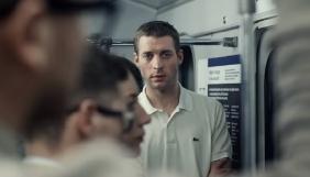 Творці показали, як знімали частину рекламного ролику бренду Lacoste у київському метро
