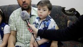 Журналісти відшукали хлопчика, фото якого рік тому стало символом війни в Сирії