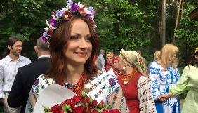 Ірина Соломко вийшла заміж