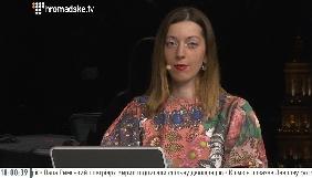 Катерина Сергацкова звільнилась з «Громадського ТБ»