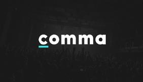 Музичний онлайн-журнал Comma представив оновлену версію