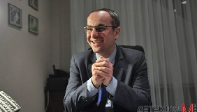 Павло Грицак став заступником директора виконавчого центральної дирекції НСТУ