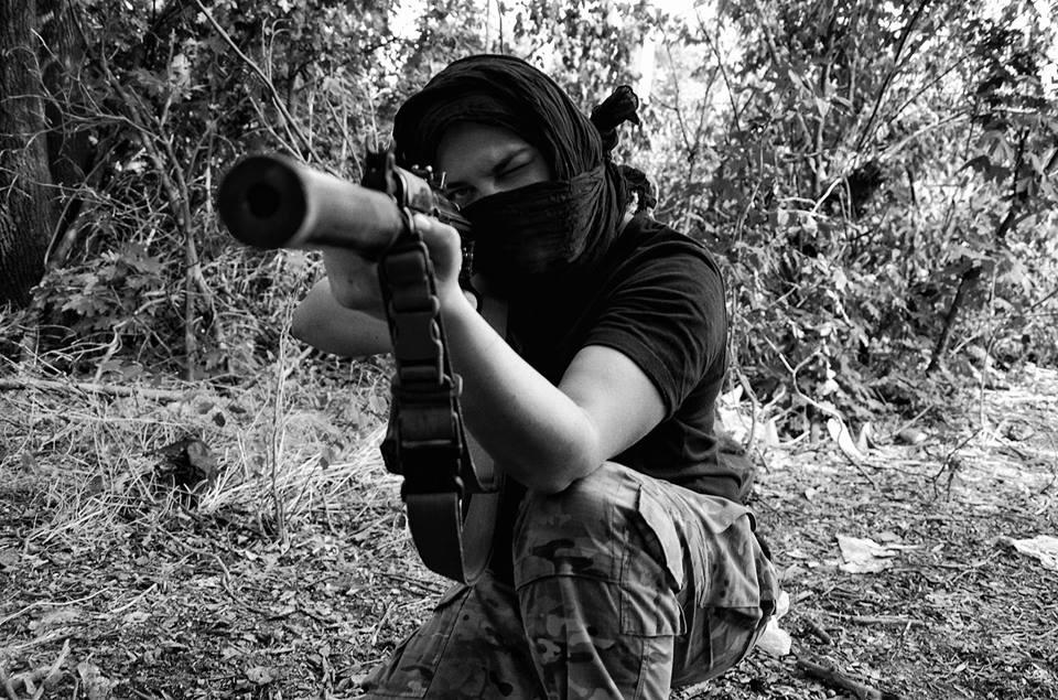 Документальний фільм «Невидимий батальон» розповість про 6 жінок-учасниць АТО