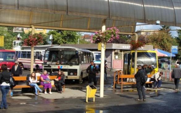 В Ужгороді працівники автовокзалу перешкоджали журналістам