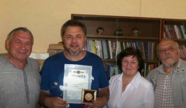 У Київській обласній організації НСЖУ пояснили, чому дали блогеру Коцабі грамоту