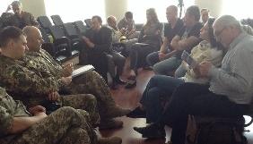 Прес-офіцери заявляють, що журналісти почали працювати у зоні АТО більш професійно