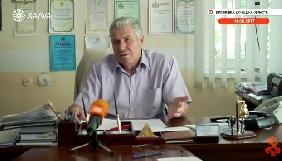 У Дружківці журналісти «Халви» повідомляють про перешкоджання діяльності з боку чиновника