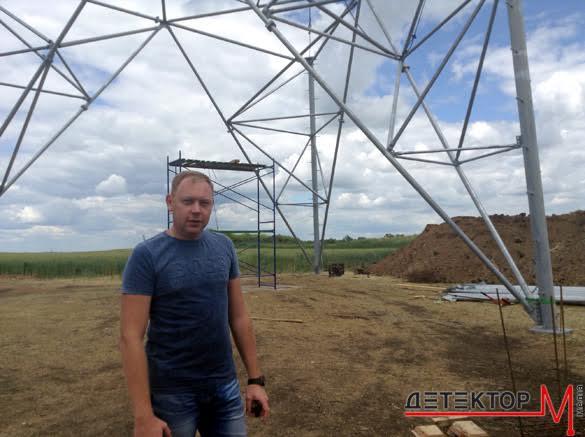 Нову телевежу в Новоайдарському районі Луганщини мають запустити на День Незалежності України