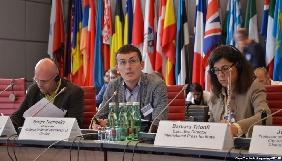 На конференції ОБСЄ у Відні голова НСЖУ закликав світ подолати безкарність за злочини проти журналістів