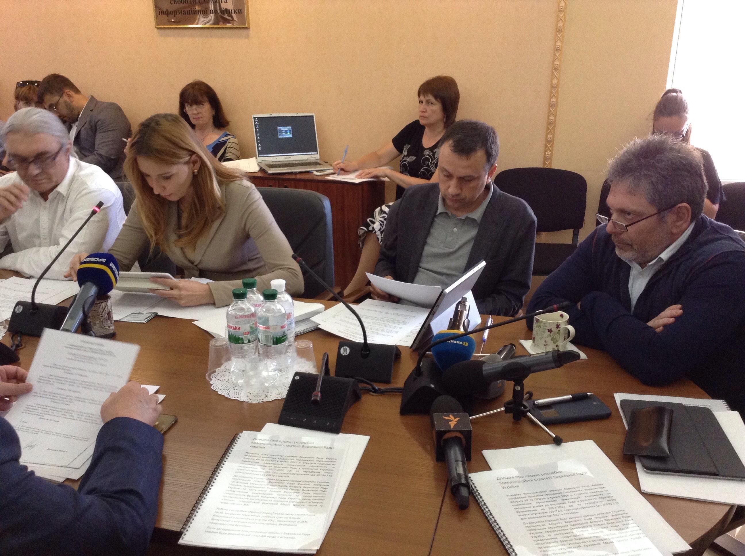 Комітет свободи слова наполягає на публічному звіті силовиків про розслідування вбивства Шеремета