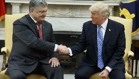 Торжество или злорадство: как пишут украинские СМИ о встрече Порошенко и Трампа
