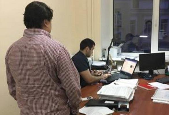 Редактору інтернет-видання І.Гужві вручено підозру