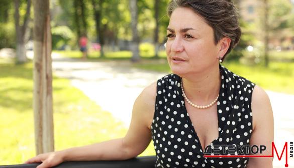 Адмінка редактора. Леся Ганжа: Я все життя працюю по «заповідниках»