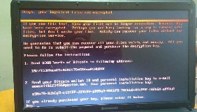 Геращенко заявляє, що кібератаку на українські державні органи і компанії організували спецслужби Росії