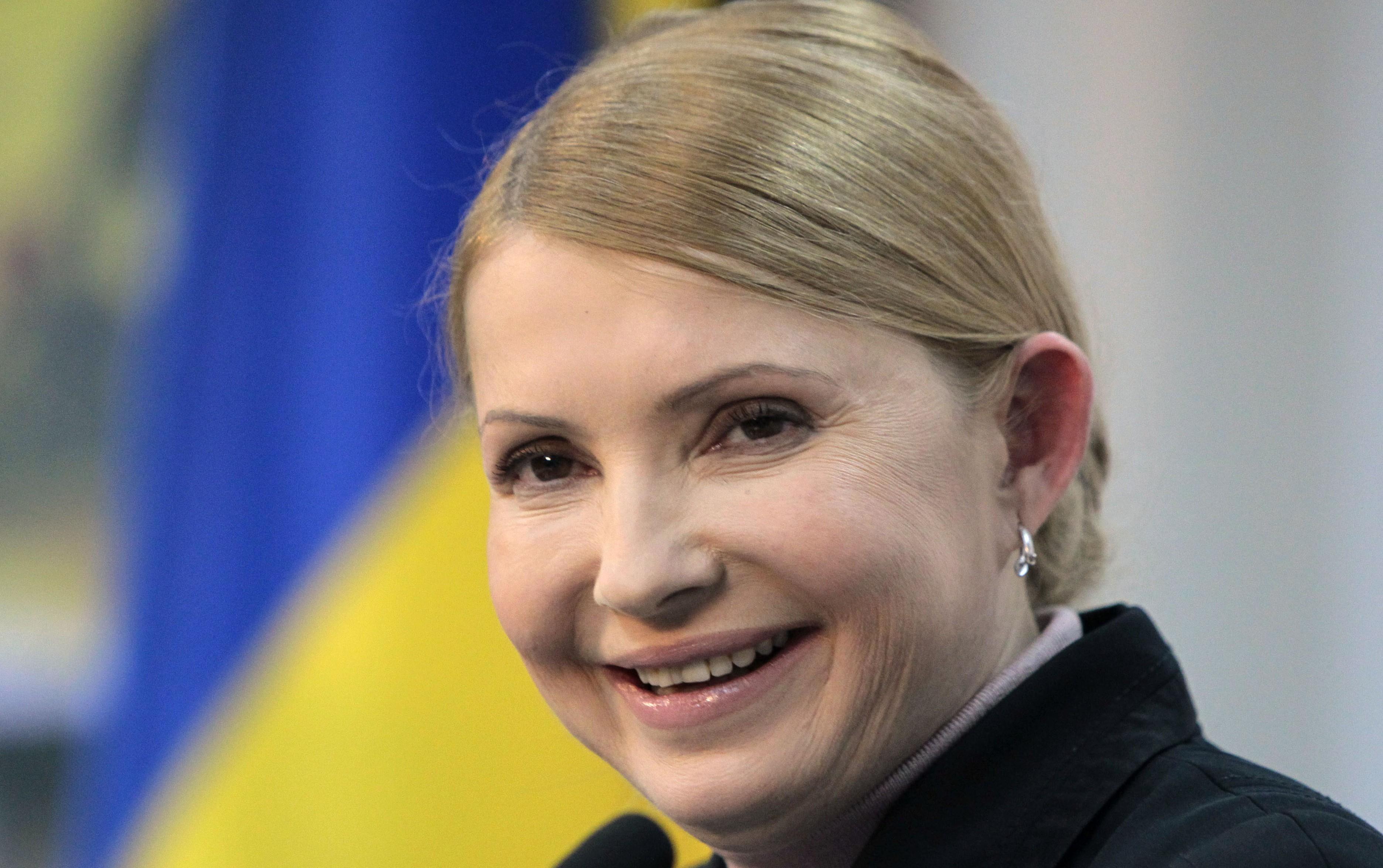 Із кого зловтішається Тимошенко?