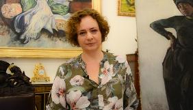Ганна Шерман про те, чому журнал «Антиквар» перейшов на українську