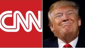 Дональд Трамп перевів боротьбу з медіа у бурлескно-театральну площину