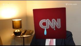 Американський комік створив ролик-відповідь на твіт Дональда Трампа від імені CNN