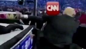 Автор відео з «побиттям» Трампом каналу CNN вибачився за створення ролику