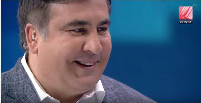 Безмерный Саакашвили, или Пиара много не бывает