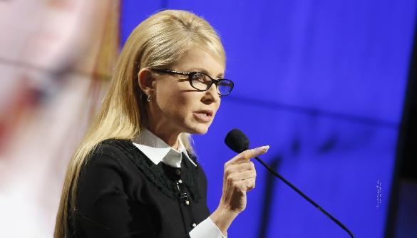 Інформаційний феномен Юлії Тимошенко