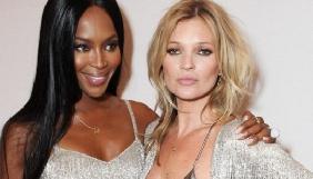 Британський Vogue запросив супермоделей Наомі Кемпбелл та Кейт Мосс стати редакторками