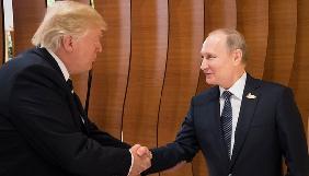 Трамп обговорив з Путіним створення підрозділу з кібербезпеки