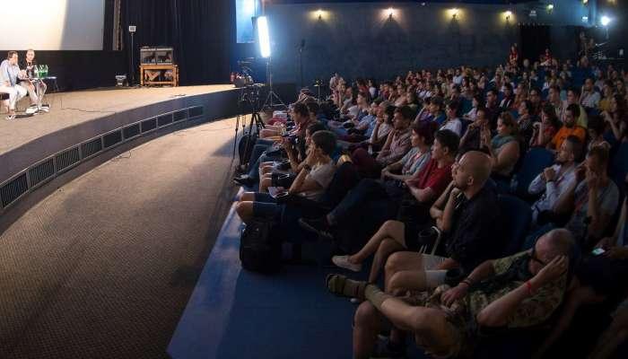 15-21 липня - Літня кіношкола в рамках 8-го Одеського кінофестивалю