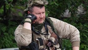 Воєнний журналіст Костянтин Машовець випустив книгу про воїнів АТО