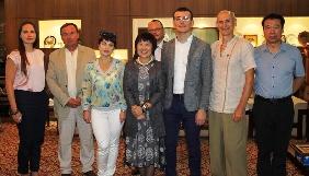 Китай готовий приймати більше українських журналістів в рамках обмінних візитів