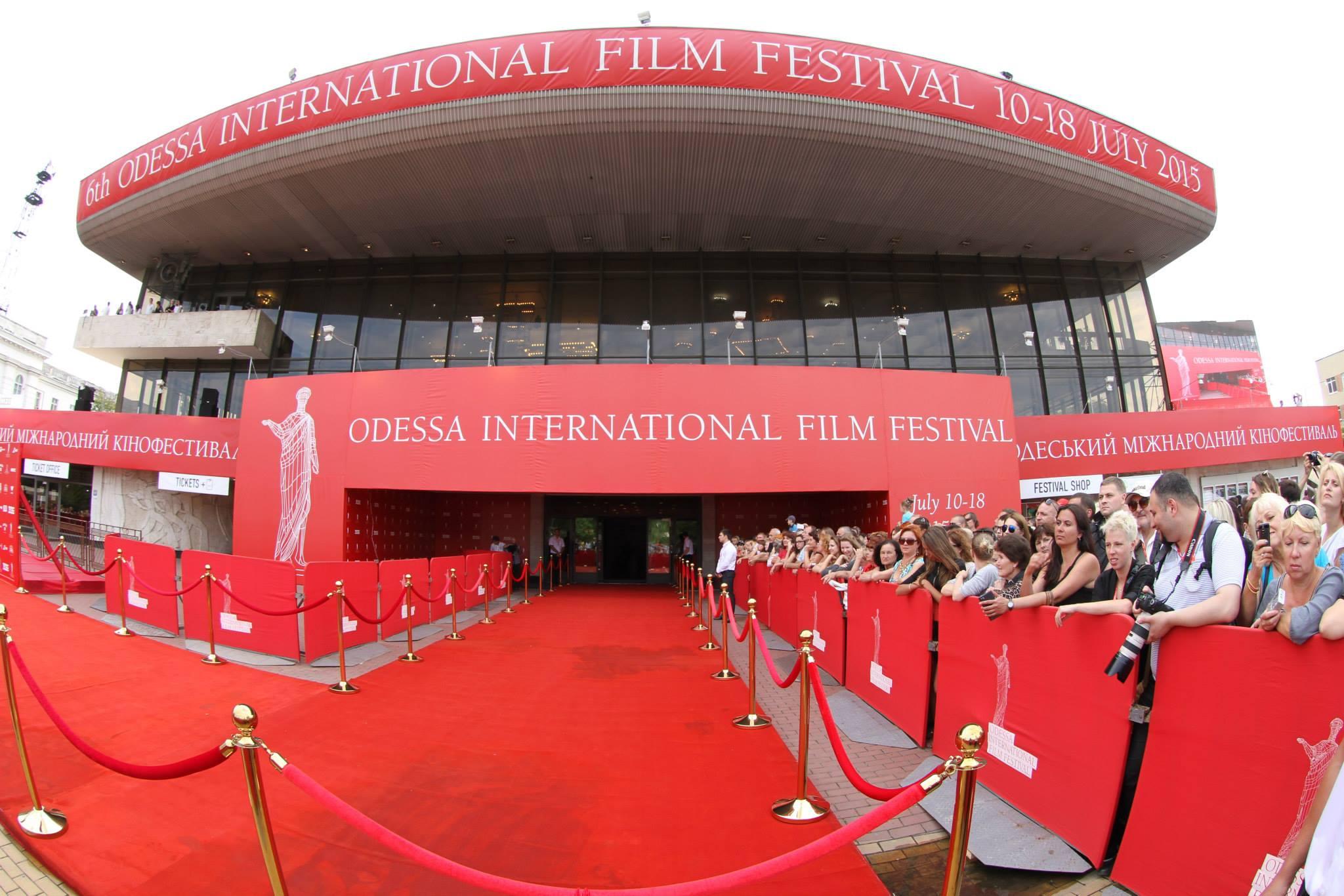 Представництво ЄС стало партнером Одеського кінофестивалю