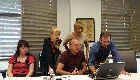 Журналісти з Харківщини вчилися у США, як вдосконалити газету