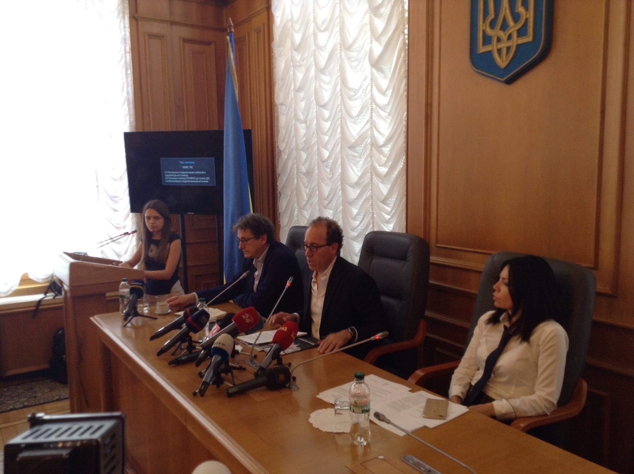 Комітет захисту журналістів (CPJ) запропонував парламентарям взяти під контроль розслідування вбивства Шеремета