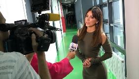 Ані Лорак похвалилася новою роботою на російському ТБ