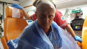 У Вінниці невідомі побили засновника сайту «Власно.Інфо»