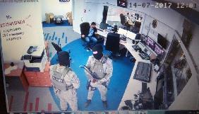 Військова прокуратура та Нацполіція проводять обшуки в редакції «Вести» та інших приміщеннях Клименка (ДОДАНО ВІДЕО)