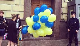 Учасниці Pussy Riot привітали Сенцова з днем народження