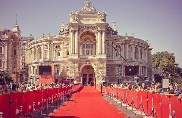 ВОдесі відкрили 8 міжнародний кінофестиваль