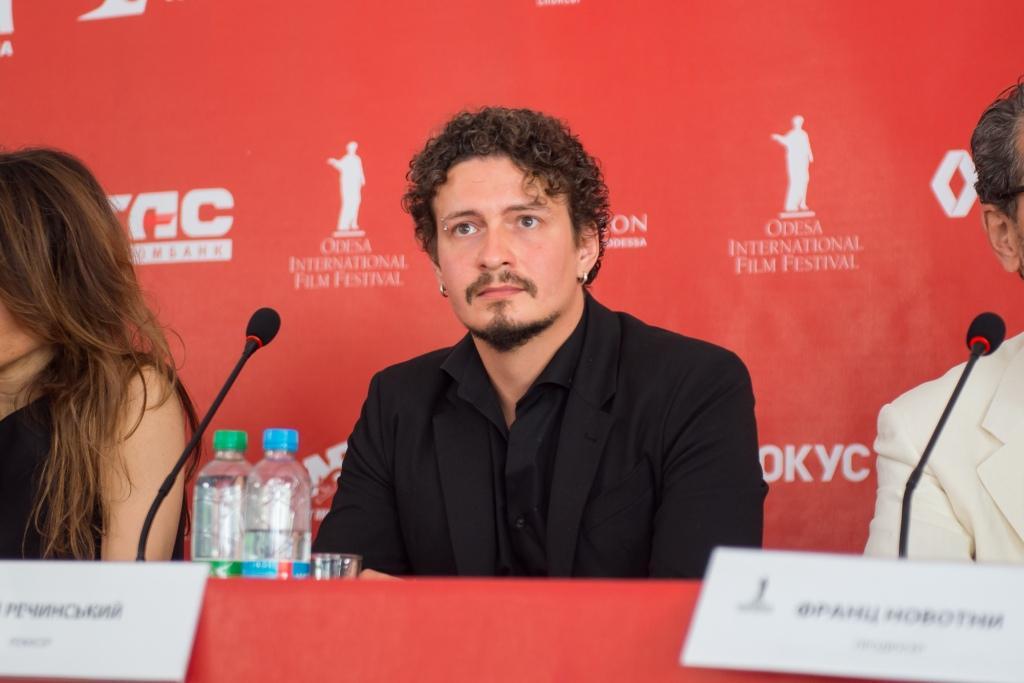 Юрій Речинський: В ігровому кіно режисер має більше свободи, ніж у документальному