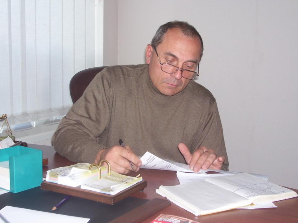 У Черкасах журналісти запропонували заснувати премію імені Василя Сергієнка