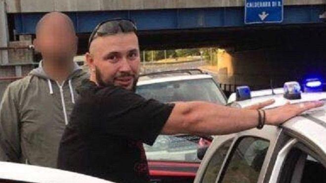 В Італії вперше допитали українського нацгвардійця, затриманого за підозрою в убивстві італійського фотокореспондента